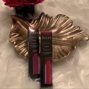 Set of 2 Julep So Plush Ultra Hydrating Lip Gloss
